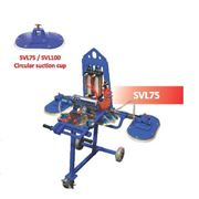 Stone Vacuum Lifter SVL75 - White Rubber