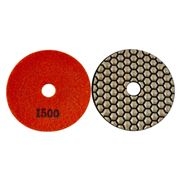 Polish Pad Dry 100mm 1500#