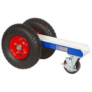 3 Wheel Slab Dolly - White Rubber