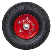 Pneumatic Wheel 350 (Size 4.00-6)
